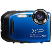 Fujifilm FinePix XP70 Blauw