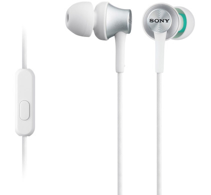 Sony MDR-EX450AP Wit