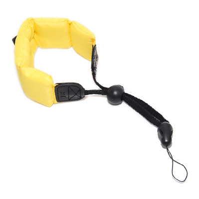 Image of JJC Floating Foam Wrist Strap geel
