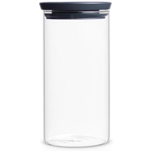 Brabantia Glazen Voorraadbus 1,1L