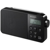 Sony XDR-S40DBP Zwart