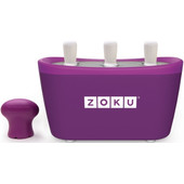 Zoku Quick Pop Maker Paars