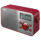 Sony XDR-S60DBP Rood