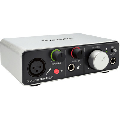 Image of Focusrite iTrack Solo
