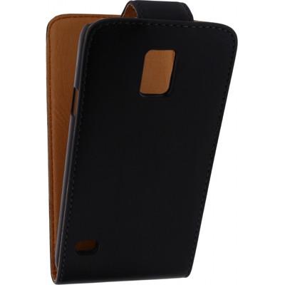 Xccess Leather Flip Case Samsung Galaxy S5 Black
