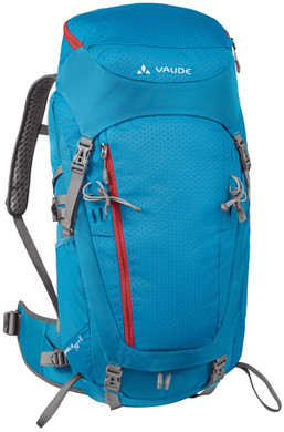 Vaude Asymmetric Women 38+8L Teal Blue