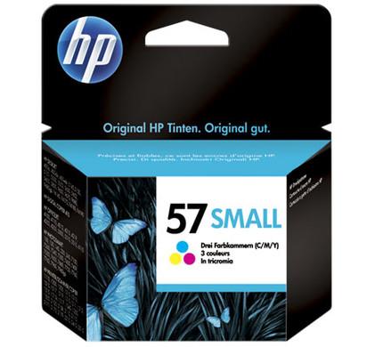 HP 57 Combo Pack 3-kleuren (C6657GE)