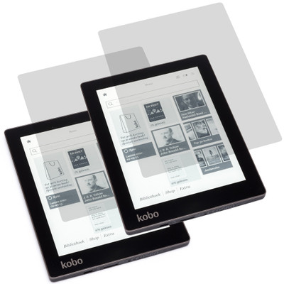 Gecko Covers Screenprotector Kobo Aura