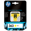 HP 363 Cartridge Geel (C8773EE)