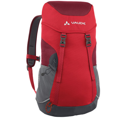 Vaude Puck 14L Salsa/Red