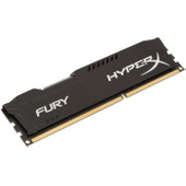 Kingston HyperX FURY 4 GB DIMM DDR3-1866 zwart