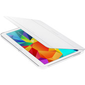 Samsung Galaxy Tab 4 10.1 Book Cover White