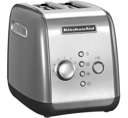 KitchenAid 5KMT221ECU Zilver
