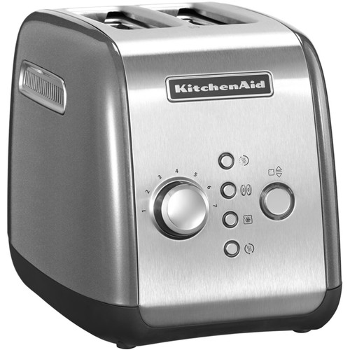 KitchenAid 5KMT221ECU Broodrooster Zilver