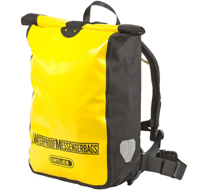 Ortlieb Messenger Bag Geel