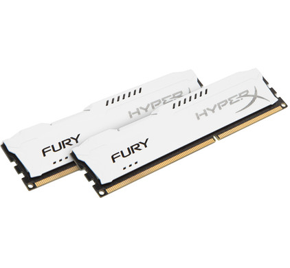 Kingston HyperX FURY 16 GB DIMM DDR3-1600 wit 2 x 8 GB