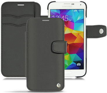 Noreve Tradition B Leather Case Samsung Galaxy S5 Black