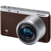 Samsung NX Mini + 9-27mm bruin