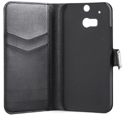 Xqisit Slim Wallet Case HTC One M8