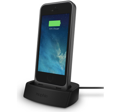 mophie Juice Pack Dock iPhone 5/5S/SE