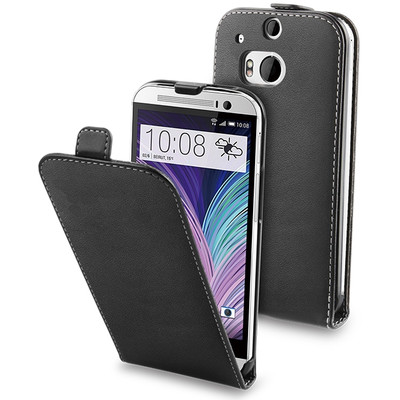 Muvit Slim Case HTC One M8 Black