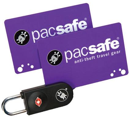 Pacsafe Prosafe 750 TSA Accepted Key-Card Lock