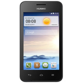 Huawei Ascend Y330 Zwart