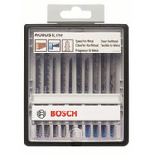 Bosch Robust Line Decoupeerzaagbladenset (10x)