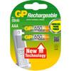 GP AAA NiMH 650 batterijen 2-pack