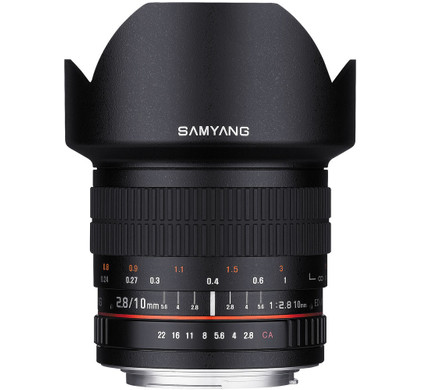 Samyang 10mm f/2.8 ED AS NSC CS Sony E
