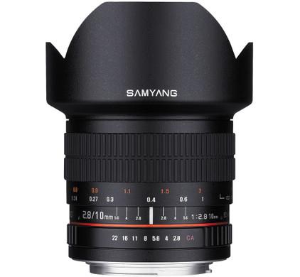 Samyang 10mm f/2.8 ED AS NSC CS Canon