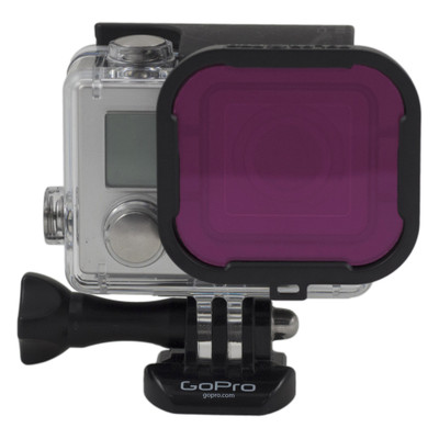 Polar Pro Aqua Magenta Filter voor HERO3+