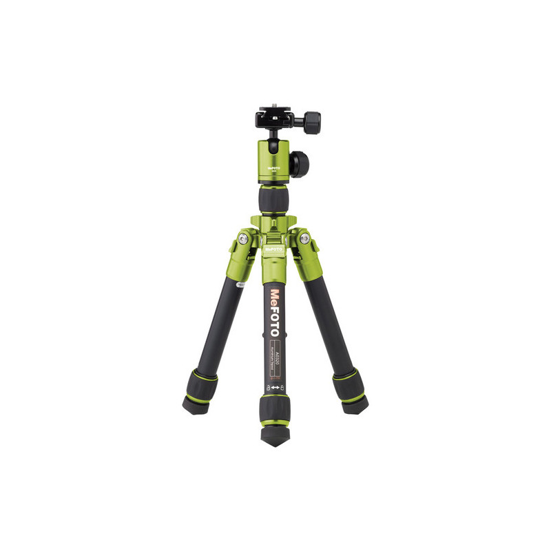 Mefoto Daytrip Travel Tripod Kit Groen