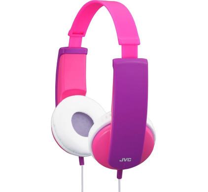 JVC HA-KD5 Roze Kinder Hoofdtelefoon
