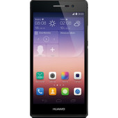 Huawei Ascend P7 Zwart