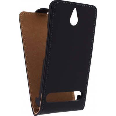 Mobilize Ultra Slim Flip Case Sony Xperia E1 Black
