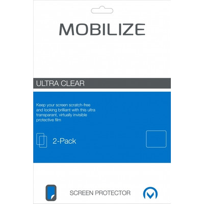 Mobilize Screenprotector Samsung Galaxy S7 Duo Pack