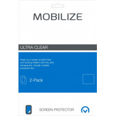 Mobilize Screenprotector Microsoft Lumia 435 Duo pack