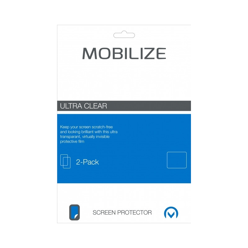 Mobilize Screenprotector Samsung Galaxy Grand Prime Duo Pack