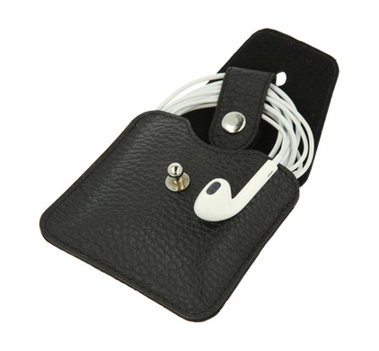 Valenta Earphone Case Zwart