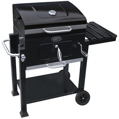 Barbecues Boretti Carbone