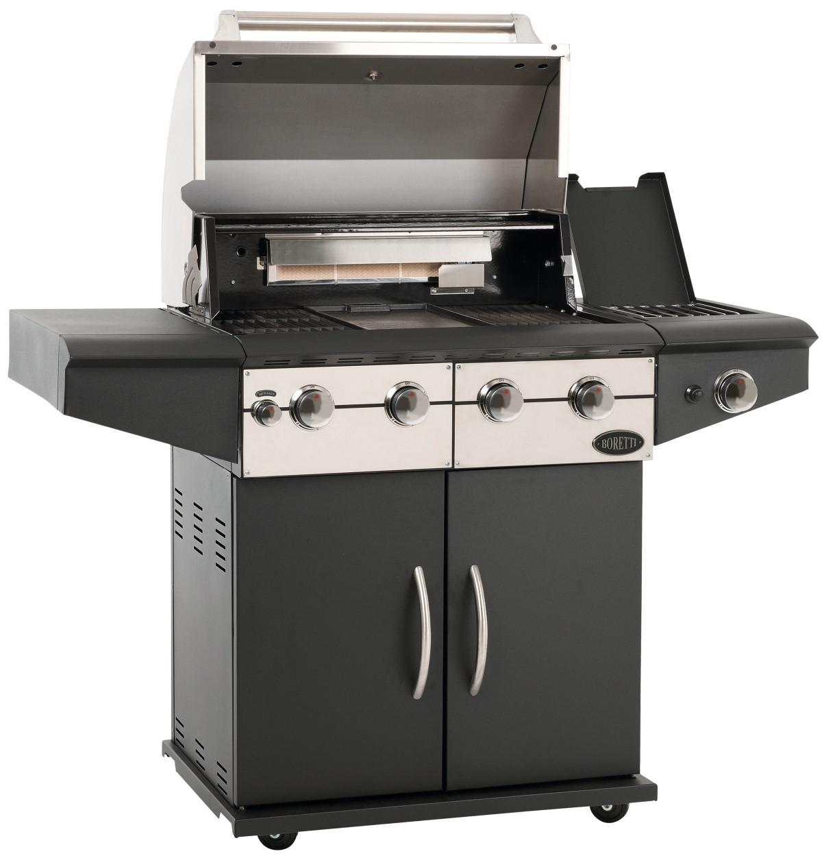 Barbecues Boretti Da Vinci Nero