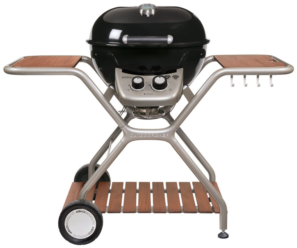 Gas Barbecue Outdoorchef Montreux 570 Hout