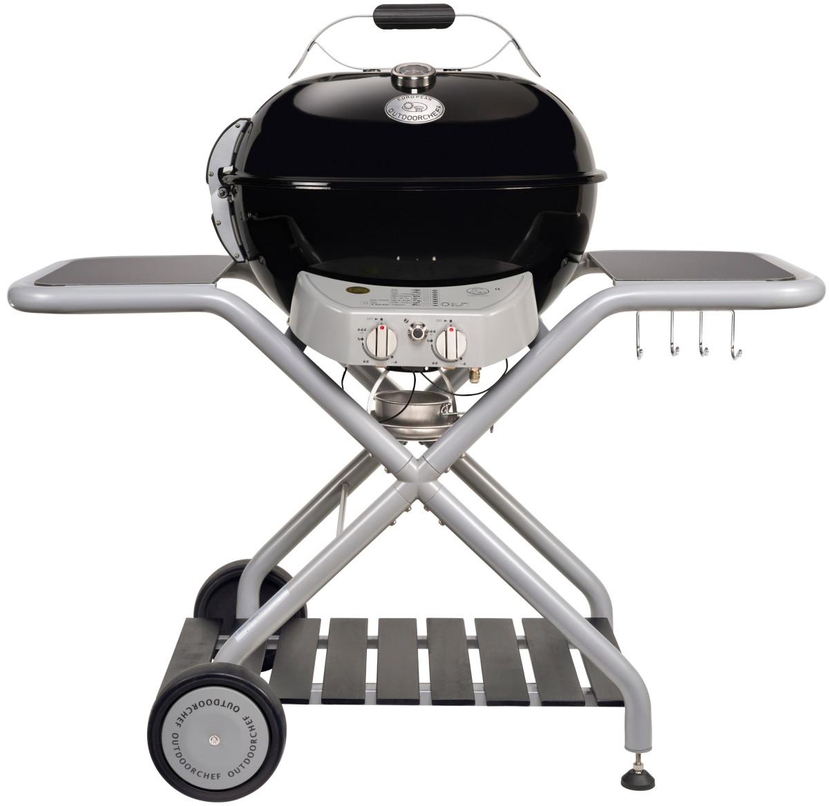 Gas barbecue Outdoorchef Montreux 570 Zwart