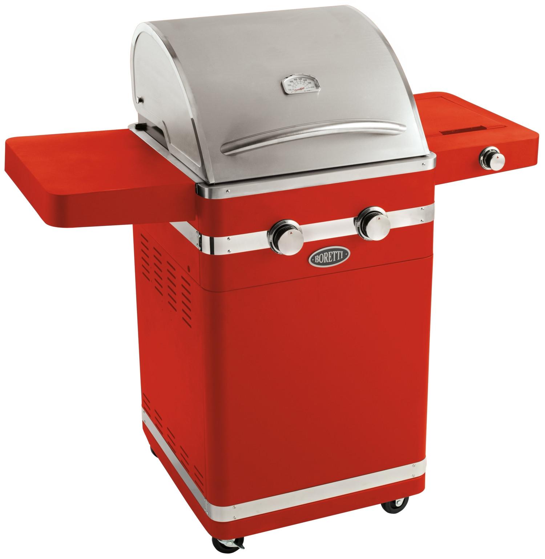 Barbecues Boretti Bernini Rosso