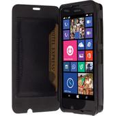 Krusell Kiruna Flipcase Nokia Lumia 630 / 635 Zwart