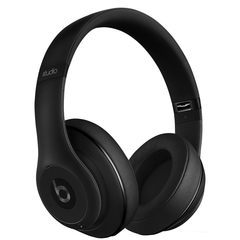BEATS BY DR. DRE STUDIO WIRELESS MATTE BLACK hoofdtelefoon