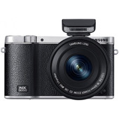 Samsung NX3000 + 16-50mm Powerzoom zwart