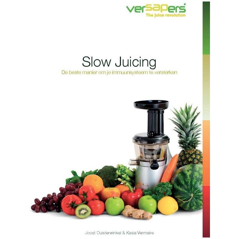 Is Slow Juicing Better : versapers Slow Juicing receptenboek Aanbieding ...