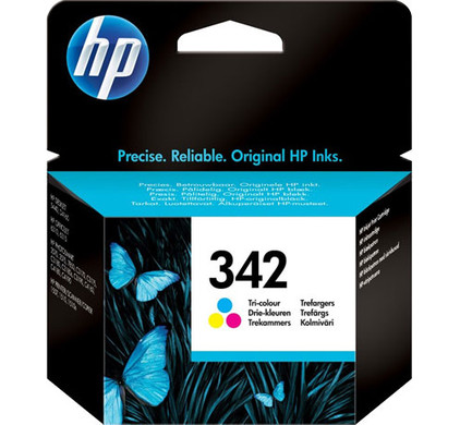 HP 342 Cartridge 3-Kleuren (C9361EE)